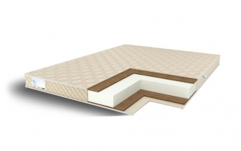 Купить матрас Comfort Line Double Cocos Eco Roll +  (130х180)